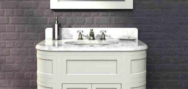Oak And Teak Bathroom Furniture Finwood Designs Delectable Bathroom Countertop Height Painting